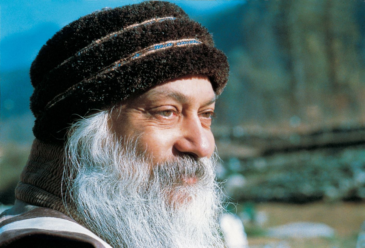 Osho Meditation leader Prato
